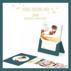 [YOO SEONHO] 2018 SEASONS GREETINGS